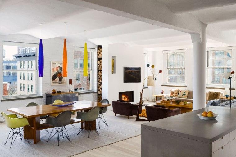 Greenwich Street Loft by Specht Architects 06