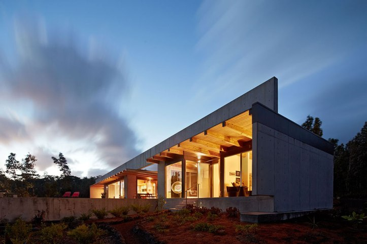 Lavaflow 7 – Mayer– Penland House by Craig Steely Architecture 01