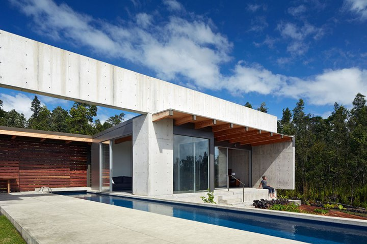 Lavaflow 7 – Mayer– Penland House by Craig Steely Architecture 03