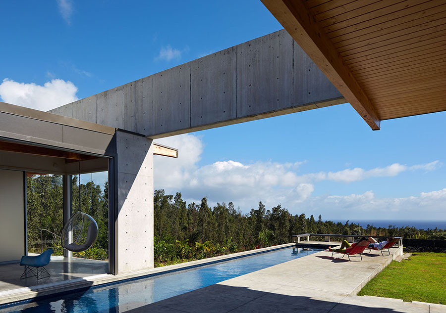 Lavaflow 7 – Mayer/Penland House by Craig Steely Architecture