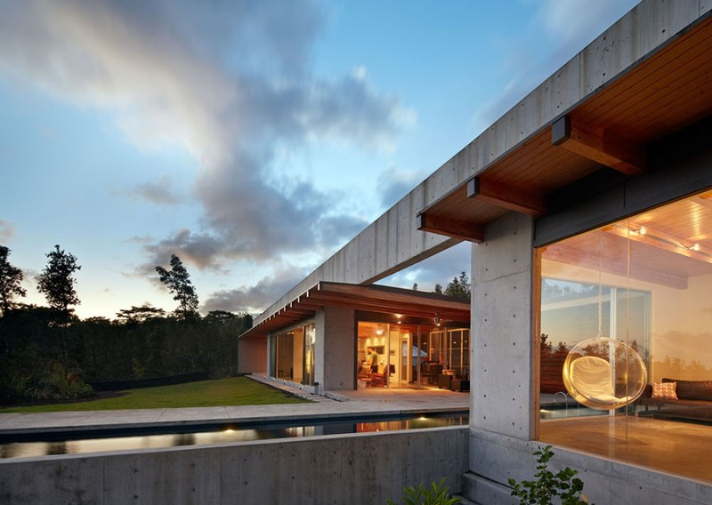 Lavaflow 7 – Mayer– Penland House by Craig Steely Architecture 07