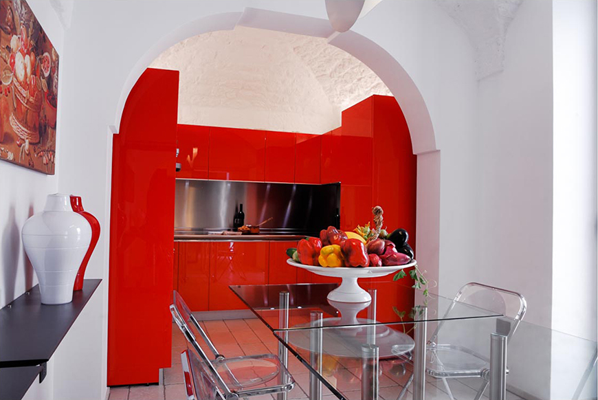 Private House Ostuni by StudioTalent