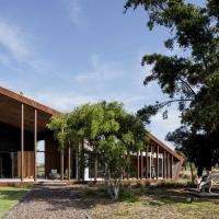 Rotorua House by RTA Studio