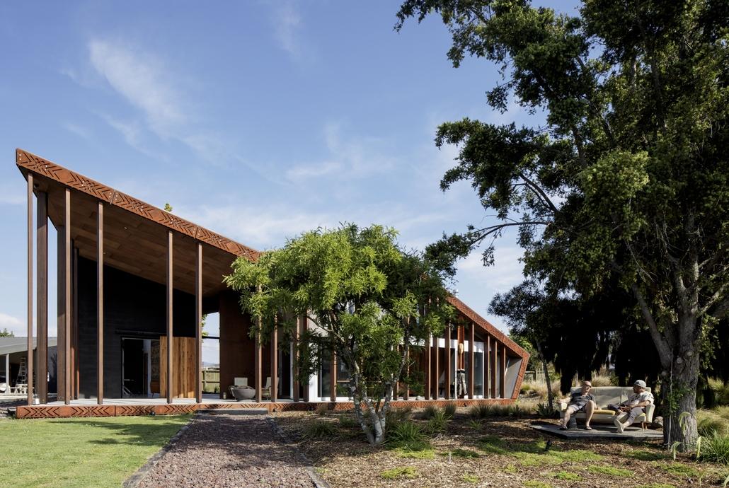 Rotorua House by RTAStudio