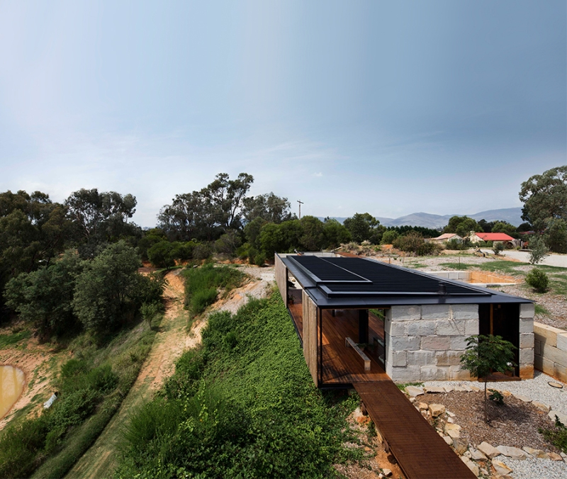 Sawmill House by Archier Studio 08