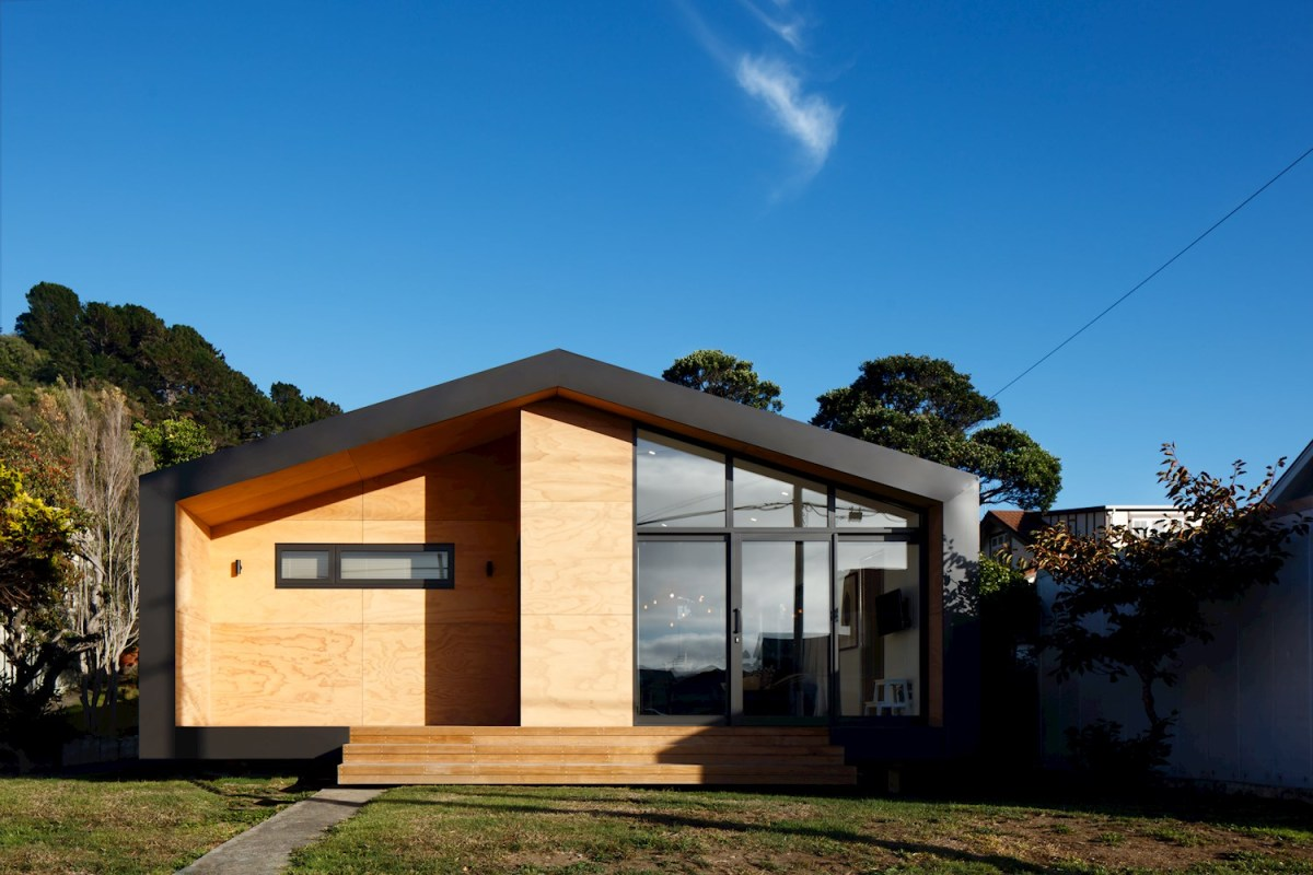 Seatoun House by First Light StudioLtd