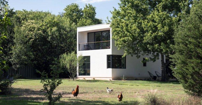 Sunset Valley Residence by Arbib Hughey Design 01