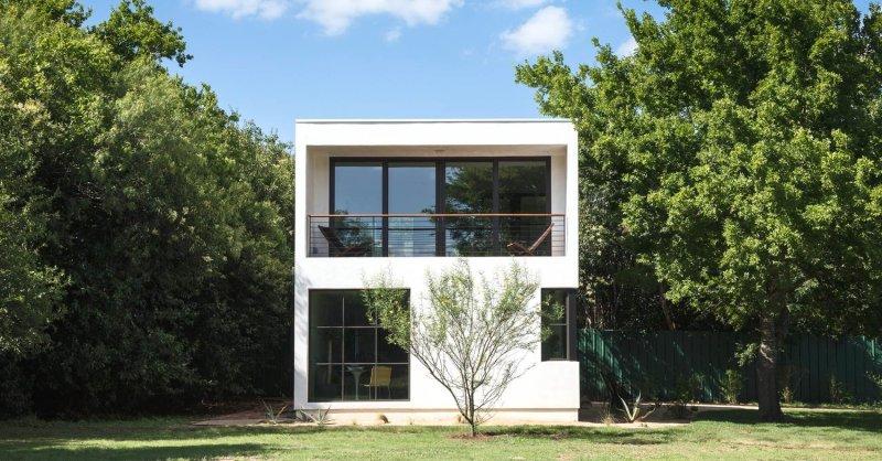 Sunset Valley Residence by Arbib Hughey Design 03