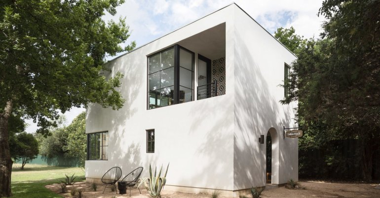 Sunset Valley Residence by Arbib Hughey Design 04