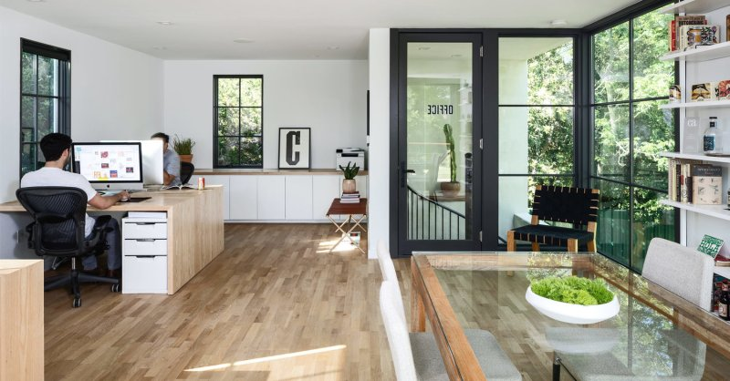 Sunset Valley Residence by Arbib Hughey Design 08