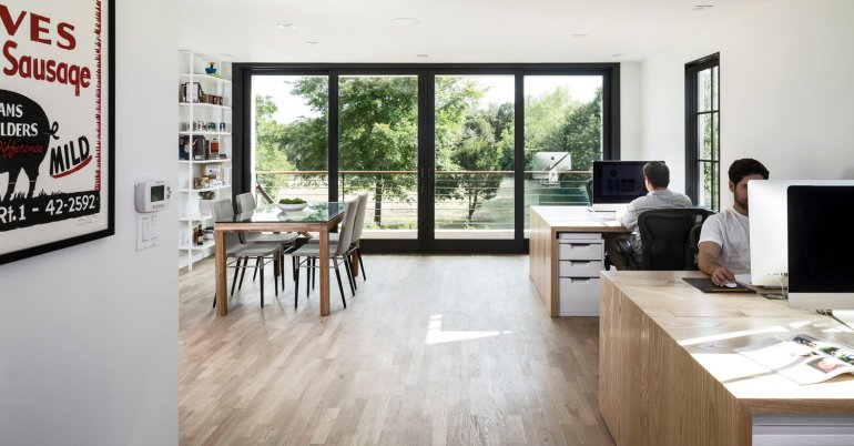 Sunset Valley Residence by Arbib Hughey Design 09
