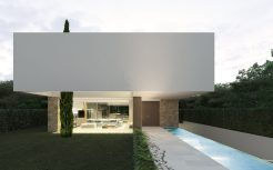 The house of the three trees by Gallardo Llopis Arquitectos 03