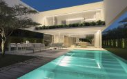 The house of the three trees by Gallardo Llopis Arquitectos 04