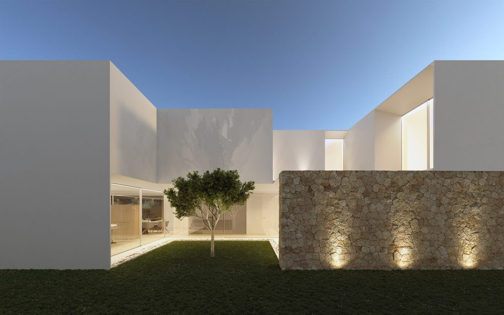 The house of the three trees by Gallardo Llopis Arquitectos 06