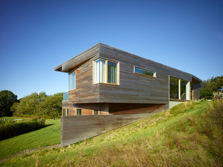 Vineyard Farm House by Charles Rose Architects 01