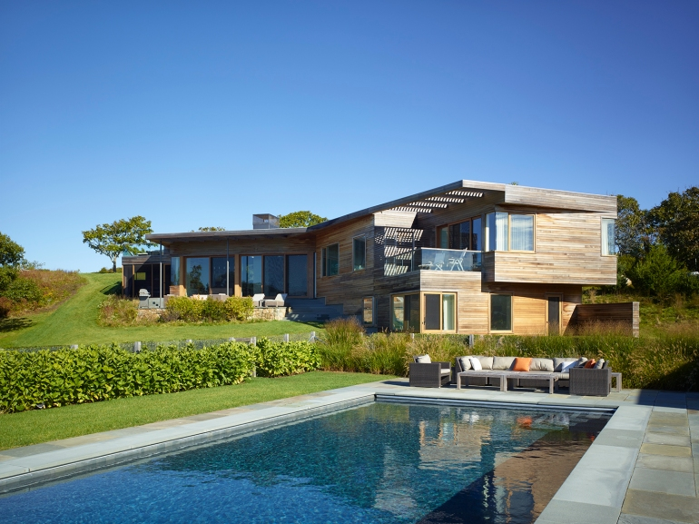 Vineyard Farm House by Charles Rose Architects 02