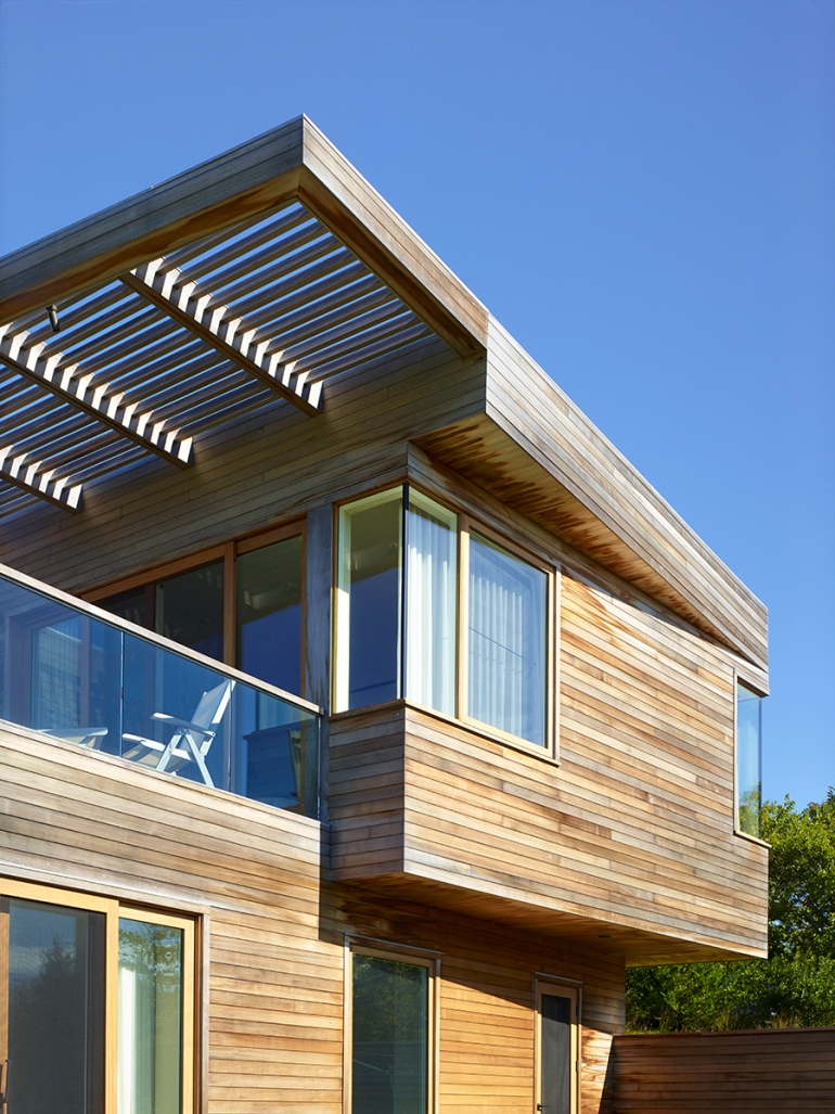Vineyard Farm House by Charles Rose Architects 03