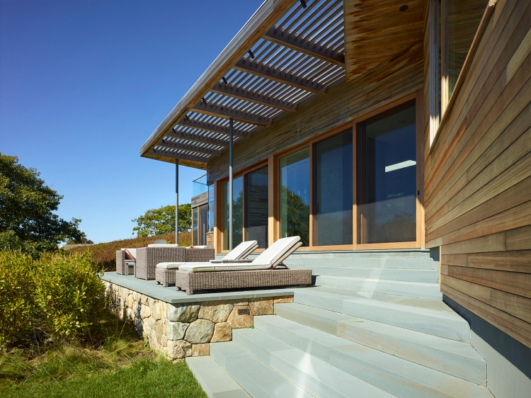 Vineyard Farm House by Charles Rose Architects 05