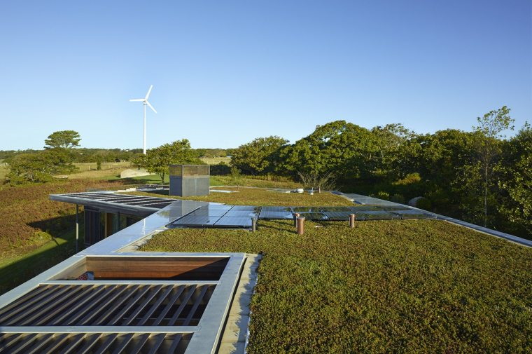 Vineyard Farm House by Charles Rose Architects 08