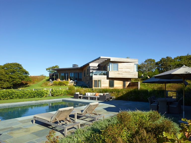 Vineyard Farm House by Charles Rose Architects 10