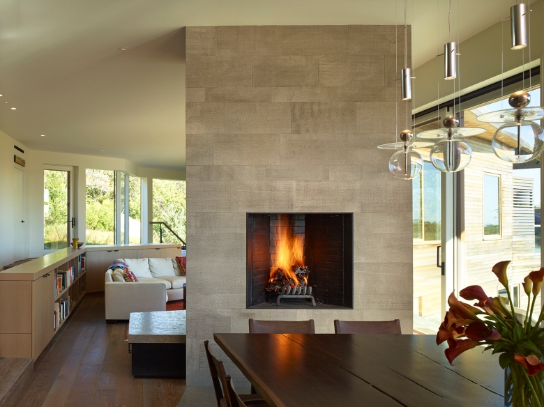 Vineyard Farm House by Charles Rose Architects 12