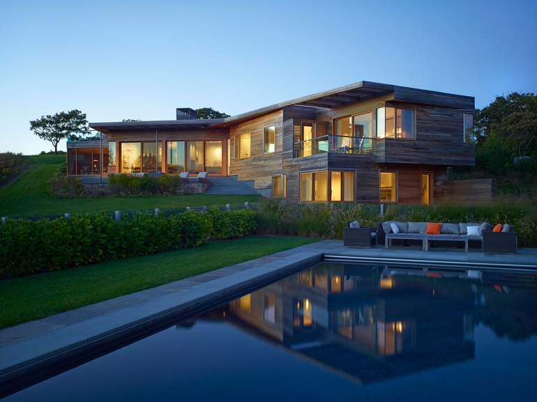 Vineyard Farm House by Charles Rose Architects 15