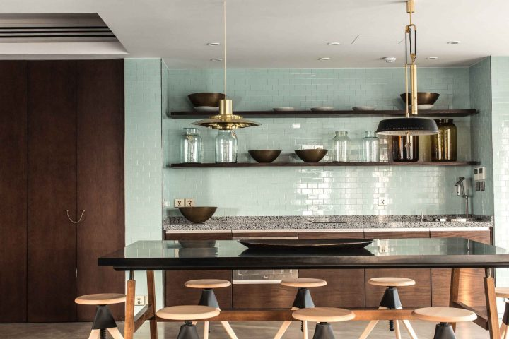 Xintiandi Penthouse by Joyce Wang Studio 04
