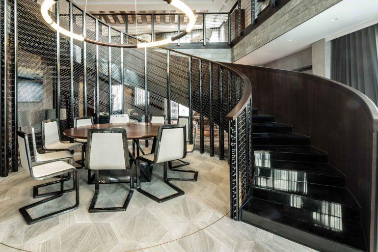Xintiandi Penthouse by Joyce Wang Studio 05