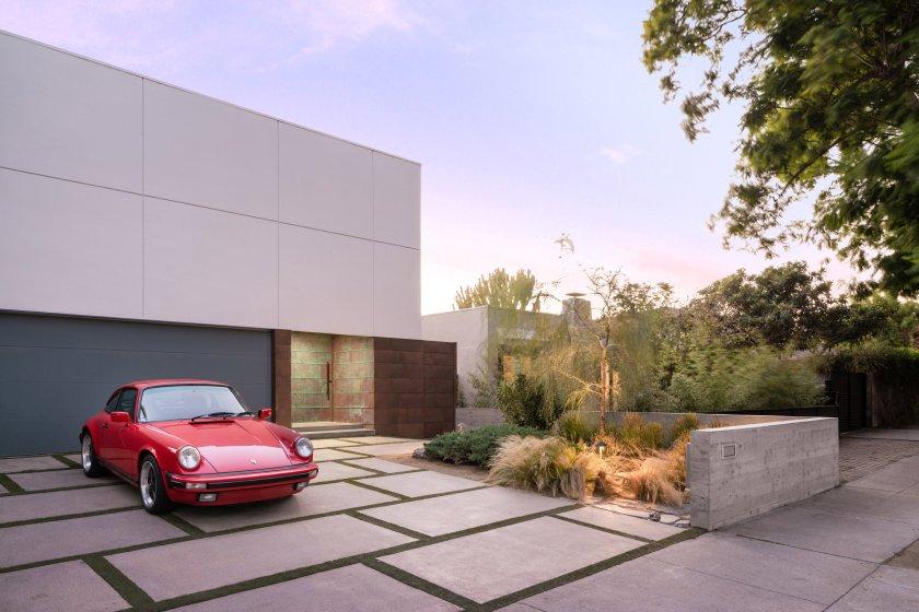 Artist Studio Residence by Dan Brunn Architecture 01