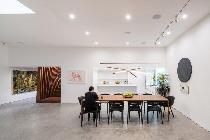 Artist Studio Residence by Dan Brunn Architecture 02