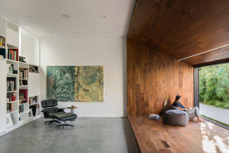 Artist Studio Residence by Dan Brunn Architecture 03