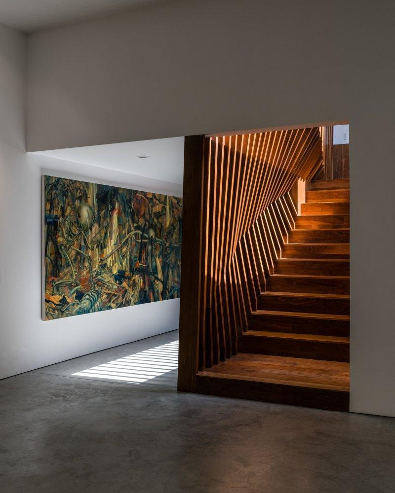 Artist Studio Residence by Dan Brunn Architecture 04
