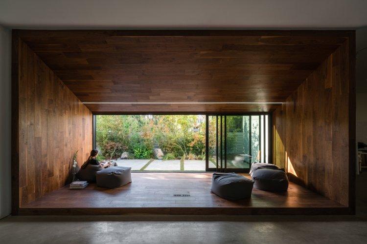 Artist Studio Residence by Dan Brunn Architecture 05