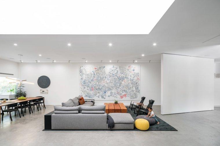 Artist Studio Residence by Dan Brunn Architecture 06