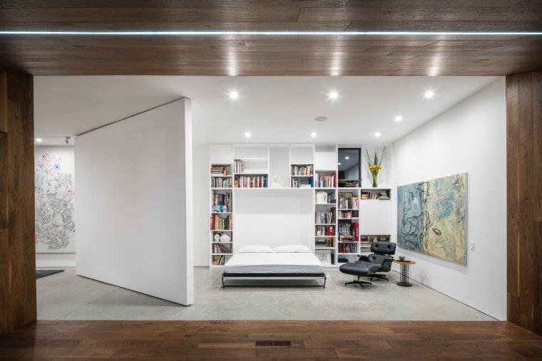 Artist Studio Residence by Dan Brunn Architecture 07