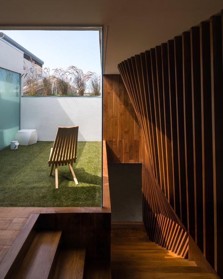 Artist Studio Residence by Dan Brunn Architecture 11