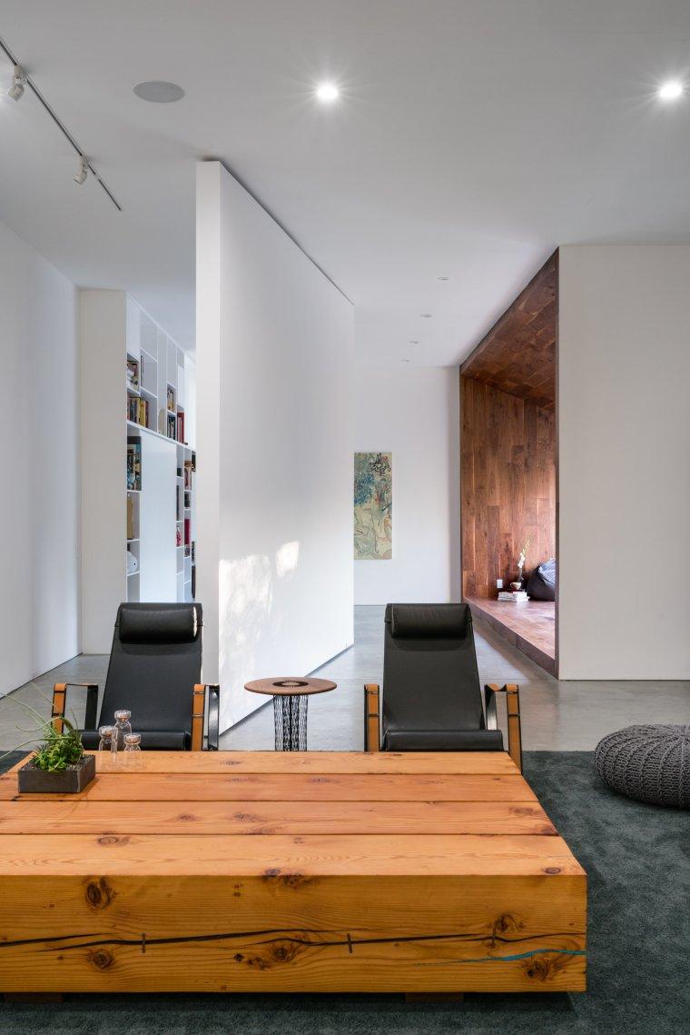 Artist Studio Residence by Dan Brunn Architecture 12