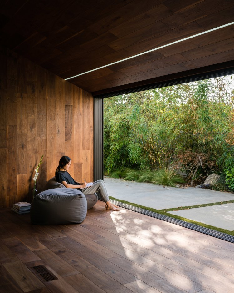 Artist Studio Residence by Dan Brunn Architecture 13