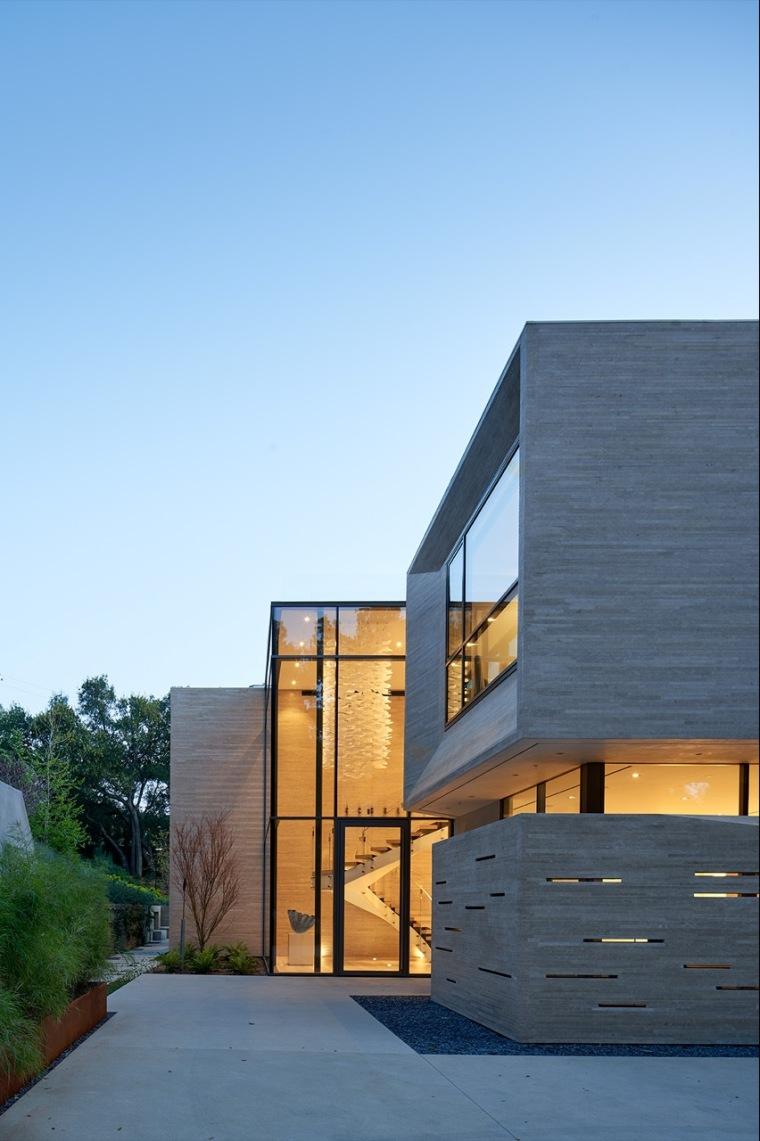 Bridge Residence by Belzberg Architects-02