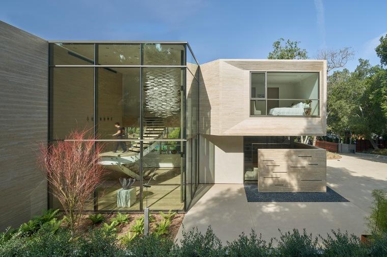 Bridge Residence by Belzberg Architects-04