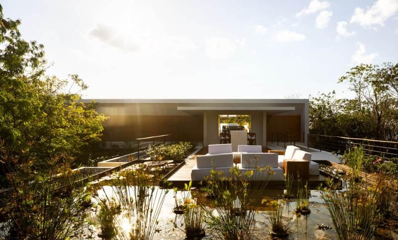 Cozumel House by Sordo Madaleno Arquitectos03