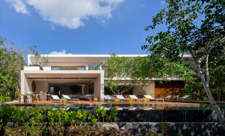 Cozumel House by Sordo Madaleno Arquitectos06