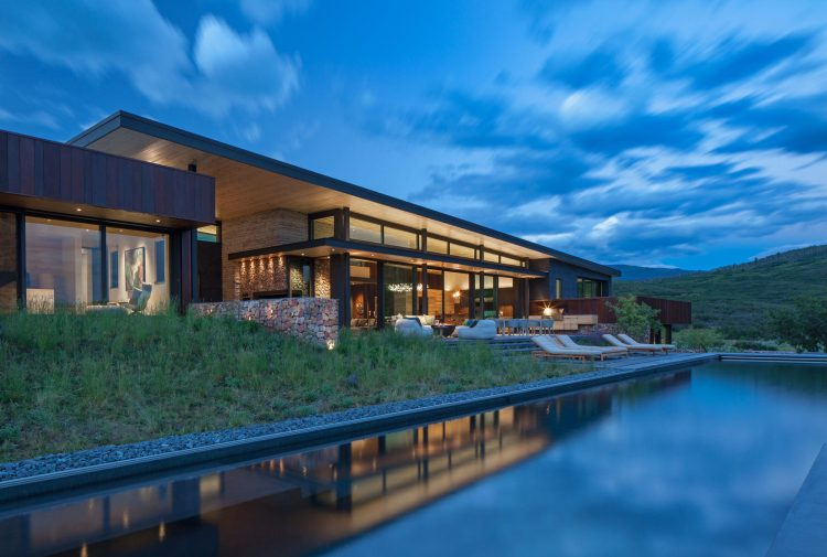 Gambel Oaks Ranch by CCY Architects 01