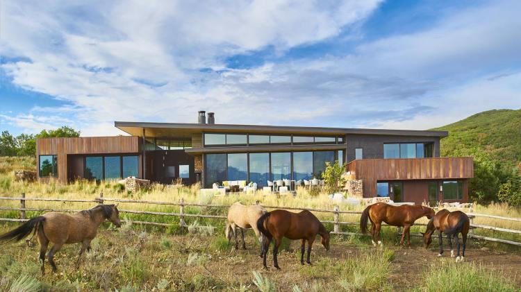 Gambel Oaks Ranch by CCY Architects 02