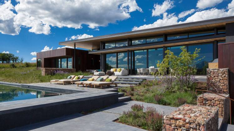 Gambel Oaks Ranch by CCY Architects 10
