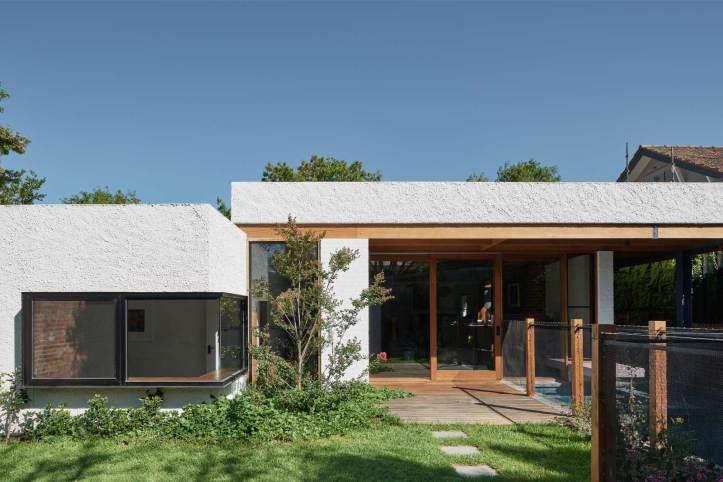 Glen Iris house by Pleysier Perkins Architects 01
