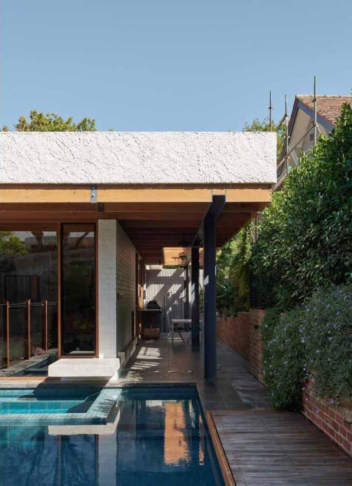 Glen Iris house by Pleysier Perkins Architects 03
