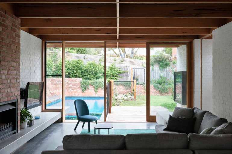 Glen Iris house by Pleysier Perkins Architects 07