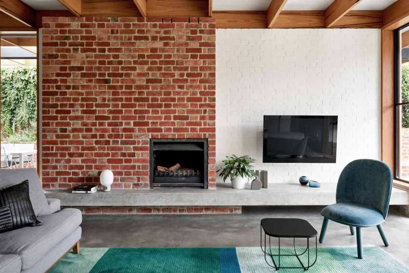 Glen Iris house by Pleysier Perkins Architects 08