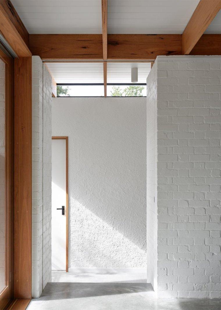 Glen Iris house by Pleysier Perkins Architects 09